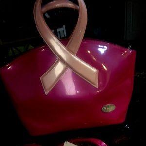 Beijo Pink Ribbon Breast Cancer Awareness